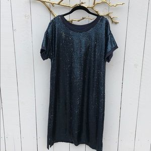 NWT Anthropologie Moulinette Soeurs Sequin Dress
